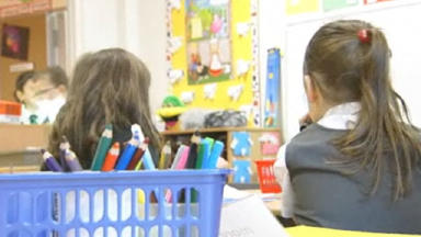 Strike action: Teachers unhappy over pensions and working hours.