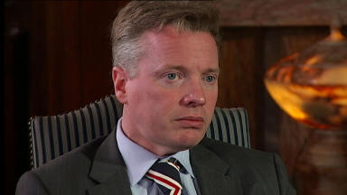 Action: Craig Whyte has instructed lawyers to begin legal proceedings against the BBC.
