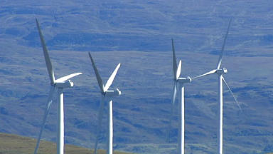 Power up: The SNP wants energy policy to be fully devolved to Holyrood.