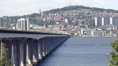 Tay Road Bridge Dundee