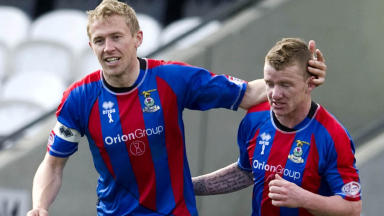 Richie Foran has only scored two league goals in 2011/12.