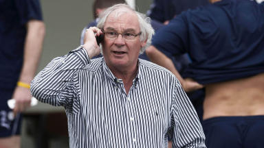 Jim Leishman, director of football at Dunfermline