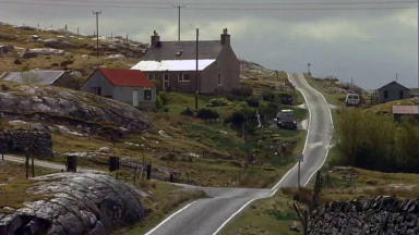 South Harris: Land being considered for community buyout.