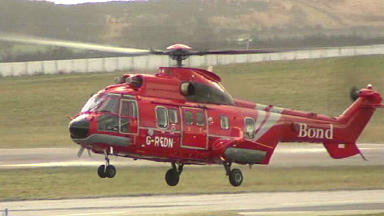 Bond helicopters super puma