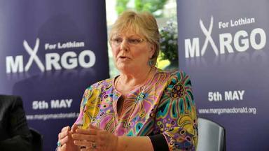 Margo MacDonald MSP. Quality image.