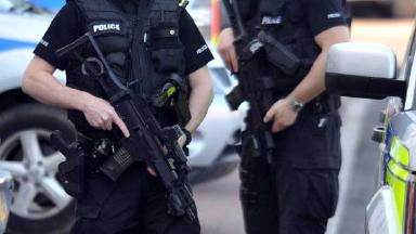 Armed police. Guns. Firearms. Quality image. #policegeneric