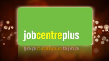 Scotland Tonight job centre unemployment graphic