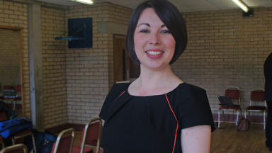 New councillor: Monica Lennon reveals all about her busy few weeks as councillor.