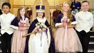 The 2011 Govan Fair Queen