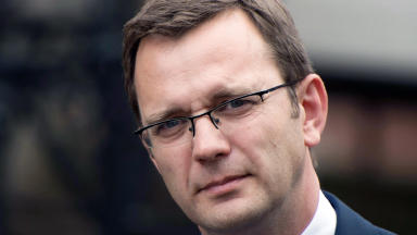 Quality shot of Andy Coulson, former editor of News of the World. £££ SINGLE USE ONLY, DO NOT USE THIS PHOTO AGAIN.