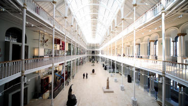 National Museum: Strike extending into Sunday.