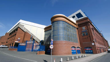 Living wage: Rangers become latest club to sign up to the scheme.