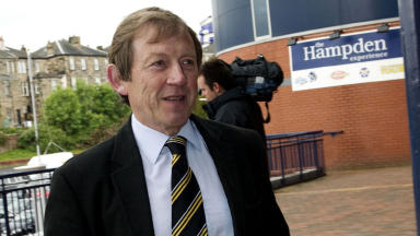Livingston chairman Gordon McDougall in June 2012.