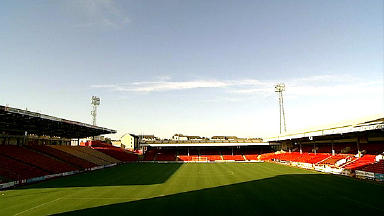 Pittodrie housing plans backed