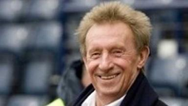 Denis Law helped launch the tournament last month.