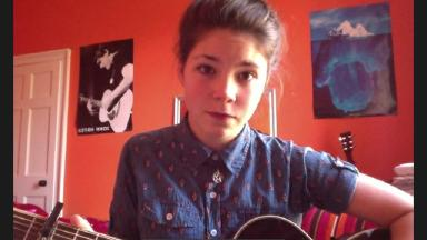 Megan Davidson is an emerging singer-songwriter from Marchmont.