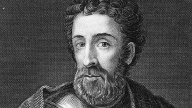 William Wallace: The iconic Scottish hero.