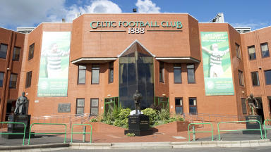 Celtic: Club director Ian Livingston hits back at online racist remarks.