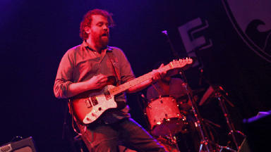 More bunny more trouble: Scott Hutchison of Frightened Rabbit