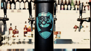 BrewDog open for business