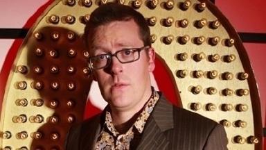 Frankie Boyle: Rapped over Harvey 'sick jokes'.