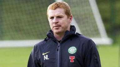 Celtic boss Neil Lennon.