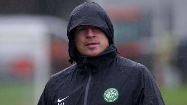Celtic manager Neil Lennon in August 2012.