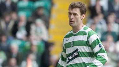 Former Celtic striker Chris Sutton.
