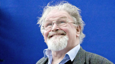 Alasdair Gray: Lifetime achievement award.