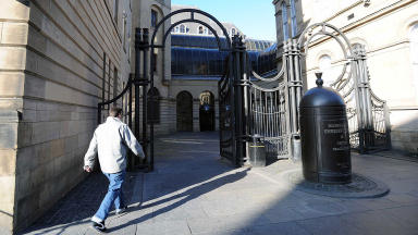 Trial: Atkinson will appear at Edinburgh Sheriff Court next week.