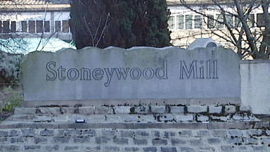 Stoneywood Mill: Biomass plant could create 140 jobs.