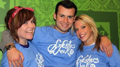 Strathclyde Freshers Week 2012