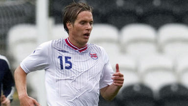 Defender Anders Konradsen, Norway Under-21s.