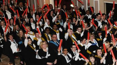 South Lanarkshire College Graduation 2012