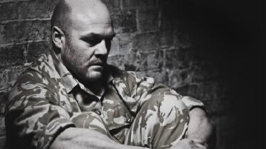 Combat Stress: Many soldier can suffer from undiagnosed Post Traumatic Stress Disorder after leaving the forces.