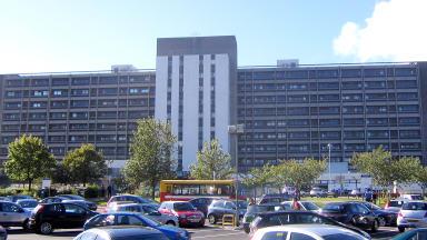 Gartnavel Hospital in Glasgow