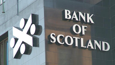 Bank of Scotland: Branches to close after three-year review (file pic).