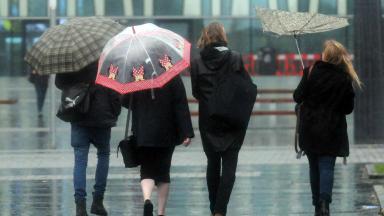 Students Aberdeen flooding