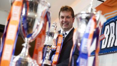 Scottish Football League chief executive David Longmuir.
