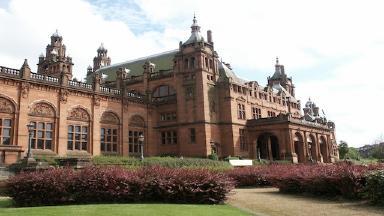 Kelvingrove Art Gallery, Glasgow.