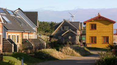 Findhorn Foundation Village