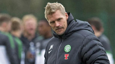 Johan Mjallby, Celtic assistant manager, November 2012.