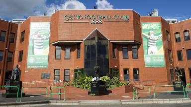 Celtic FC: The club have questioned the motivation behind the letter (file pic).