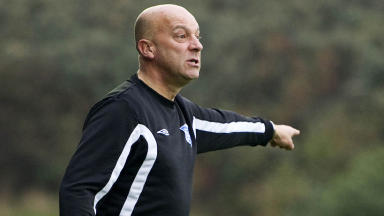 Ross County assistant manager Neale Cooper