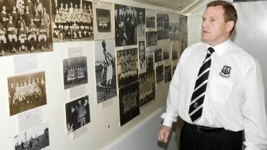 Graham Tatters Elgin City Chairman