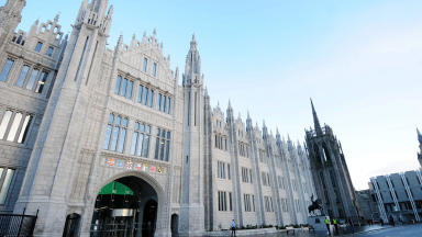Aberdeen City Council exterior good quality image