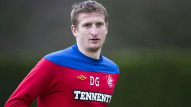 Dorin Goian says he's prepared to play for Rangers again.