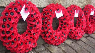 In pictures: Remembrance Day