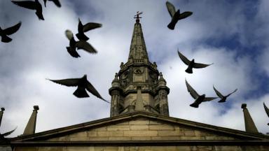 Tron Kirk: The renowned Edinburgh venue will open it's doors for Hogmanay.