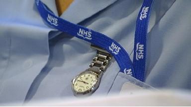 Nurse NHS anonymous nursing health ward